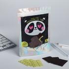 """Бумага для записей """"Панда любит шоколадки"""", 90 листов"""