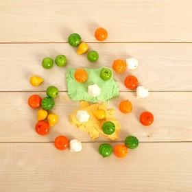 """Развивающий набор """"Мой маленький сад"""": фрукты + кинетический песок  В ПАКЕТЕ"""