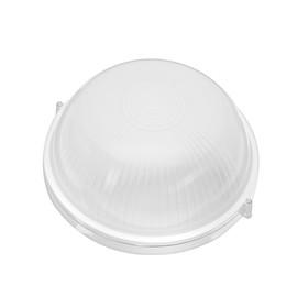 Светильник НБП 03-100-001 УЗ, Е27, 100 Вт, 220 В, IP54, до +130°, белый