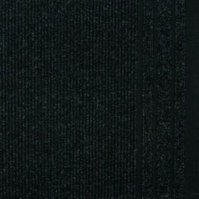 Дорожка грязезащитная REKORD 866, ширина 50 см, 25 п.м, Черный