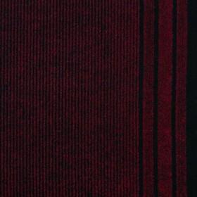 Дорожка грязезащитная REKORD 877, ширина 40 см, 25 п.м, Красный