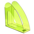 "Tray vertical ""2000 Luminofor"" transparent green"