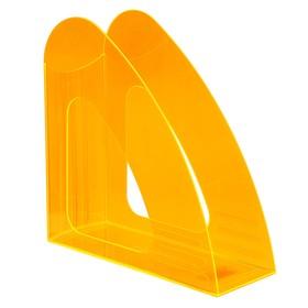 """Tray vertical """"2000 Luminofor"""" transparent orange"""