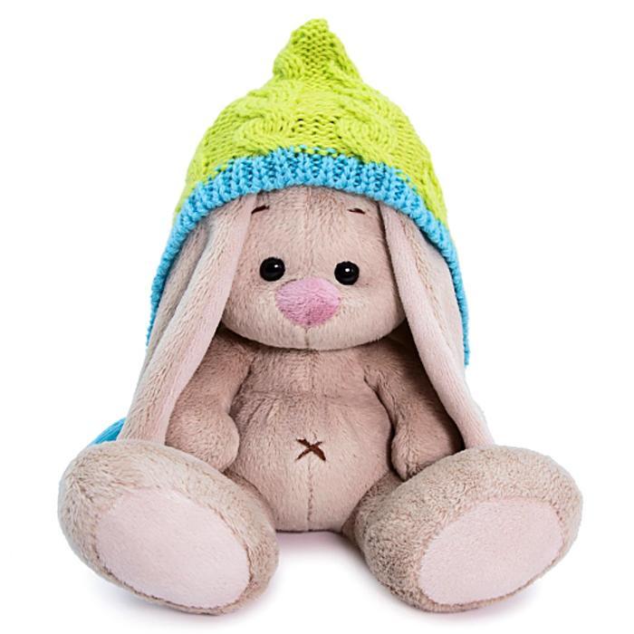 Мягкая игрушка «Зайка Ми в шапочке с кисточками», 15 см - фото 4467710