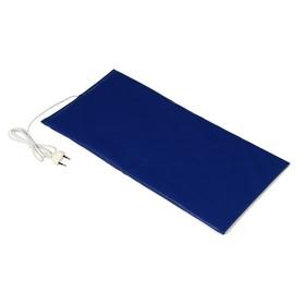 Электроподогревательный коврик для рассады, 52 × 25 × 1,5 см, цвет МИКС