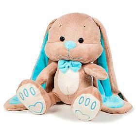 Мягкая игрушка «Зайчик Жак с бабочкой», 25 см (пакет)