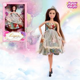 Кукла-модель шарнирная «Глория. Лесная нимфа» с аксессуарами