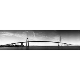 Кухонный фартук ХДФ Бруклинский мост EP 115 2440х610х3 мм