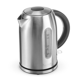 Чайник электрический Sakura SA-2119BK, 2200 Вт, 1.7 л, металл, черный