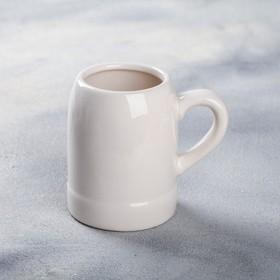 Кружка пивная сувенирная «Пейте пиво», 200 мл - фото 1397670