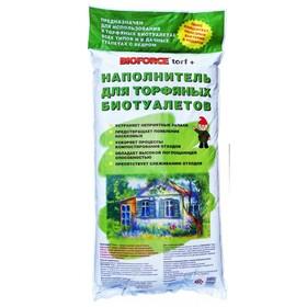 Наполнитель для торфяных туалетов BIOFORCE Torf , 30 л