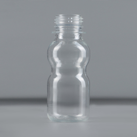 "A bottle of ""Matryoshka"" 70 ml, PET, transparent ,without cover, for sauce and 4482640"