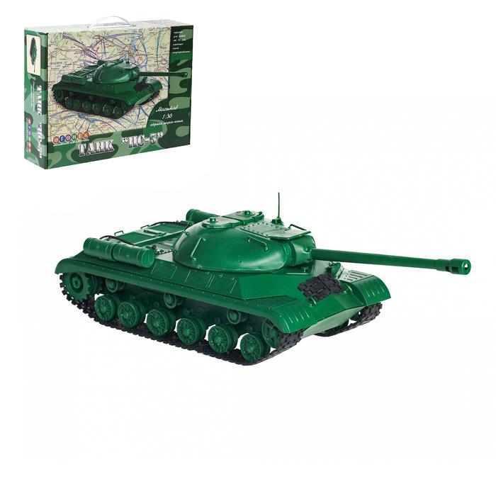 """Сборная модель-копия """"Танк ИС-3"""""""