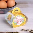 """Gift box for eggs """"angel"""", 25 × 30 cm"""