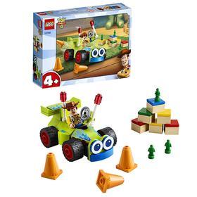 Конструктор «История игрушек-4: Вуди на машине»