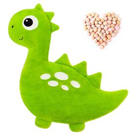 Развивающая игрушка-грелка «Динозавр»