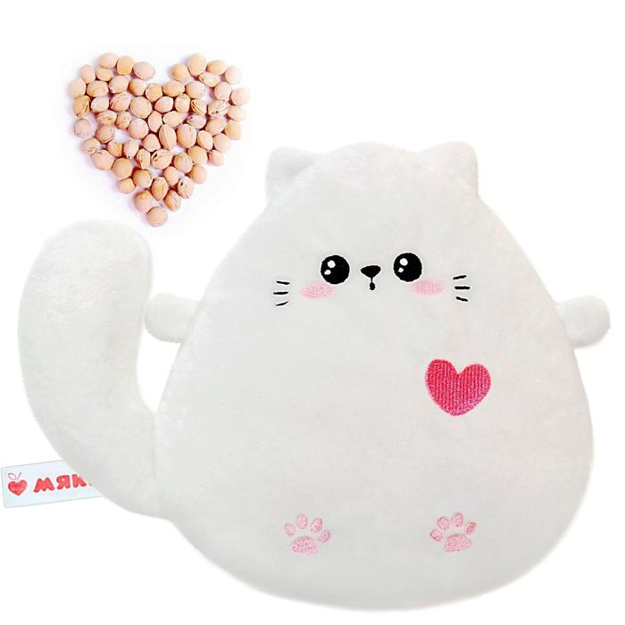 Развивающая игрушка-грелка «Котёнок» - фото 7640580