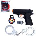 "Set the police ""Patrol"", 4 items"