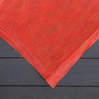 Материал укрывной, армированный, 1,6 × 5 м, плотность 60, с УФ-стабилизатором, красно-жёлтый, «Агротекс»