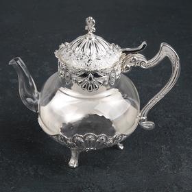 "The tea pot 1.2 l ""Bakhmal. glass"""