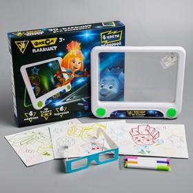 3D-планшет для рисования «Фикси планшет», ФИКСИКИ
