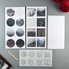 Набор стикеров и натирок Heidi Swapp - Коллекция «Wolf Pack» (33 шт)