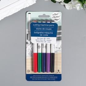 Набор ручек для плоттера American Craft -  MachinePens для детального рисования - Цвет Мульт   47353