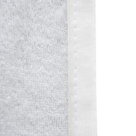 Наматрасник-чехол натяжной водонепроницаемый 90х200х20 см, верх - хл 100%, низ - ПЭ 100% - фото 63071