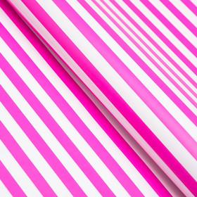 Бумага глянцевая, полоски, 49 х 70 см. пурпурная в Донецке