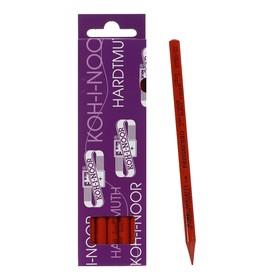Карандаш цветной цельнографитовый Koh-I-Noor 8750/022 Progresso, в лаке, кирпичный