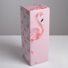 Box foldable Flamingo 12 x 33,6 x 12 cm