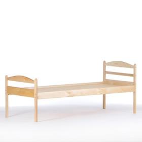 Кровать детская Ника, 1400х600х600, Массив