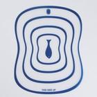 Набор досок разделочных гибких «Ассорти», 20×14,7 см, 4 шт, цвет МИКС