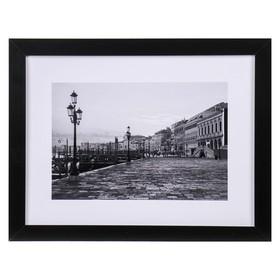 """Картина """"Уличные фонари"""" 33х43 см"""