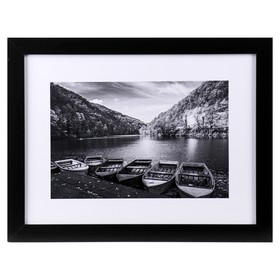 "Картина ""Горное озеро"" 33х43 см"