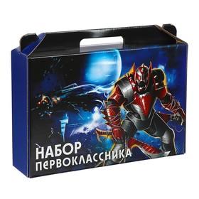 Коробка «Космонабор первоклассника», без наполнения Ош
