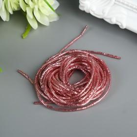 Трунцал медный 1,5 мм, розовый 5 гр/упак Астра