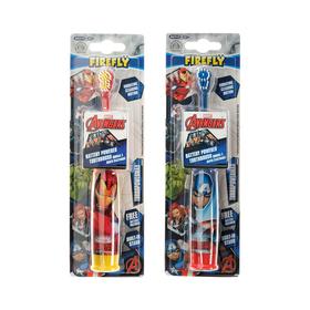 Электрическая зубная щётка Avengers AV-6, вибрационная, 1хАА (в комплекте)