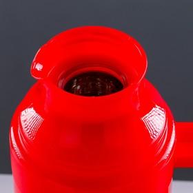Термос питьевой с ручкой Day Days, 1 л, 2 кружки, микс - фото 1966459