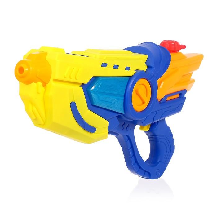 Автоматический водный пистолет «Генератор», работает от батареек, 46 см, цвета МИКС