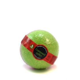 """Бурлящий шар для ванны Мыловаров """"Сахарный арбуз"""", 150, г"""