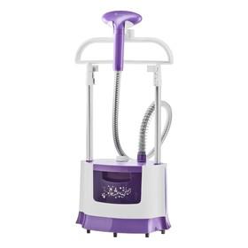 Отпариватель Endever Odyssey Q-507, 2350 Вт, 70 г/мин, 2.5 л, 3.5 бар, до 110°С, фиолетовый