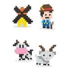 Конструктор игровой MOSAICPIX «Домашние животные», 780 элементов, в пакете