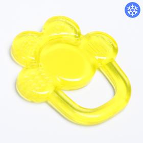 Прорезыватель охлаждающий «Цветок», цвет МИКС