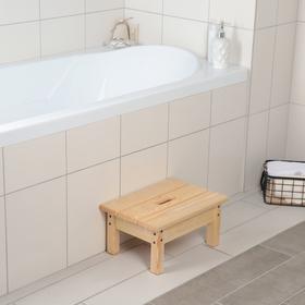 Ступенька для ванной 39×27×19 см