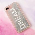 Чехол - шейкер для телефона iPhone 7-8 Plus Dream, 15,8 х 7,7 см