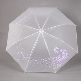 Детский зонт «Листики» 92 × 92 × 75,5 см, МИКС