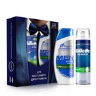 Подарочный набор Head & Shoulders: Шампунь Sports Fresh, 200 мл, Пена для бритья, 250 мл