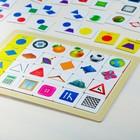 Развивающая игра «Умный планшет. Формы» - фото 105496052