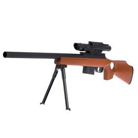 Снайперская винтовка «Егерь»